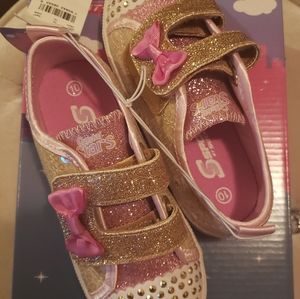 Toddler Skechers Lights